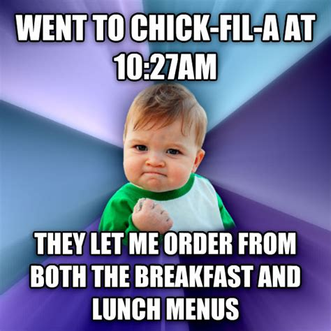 Chik Fil A Meme - the 22 funniest chick fil a memes about americas favorite