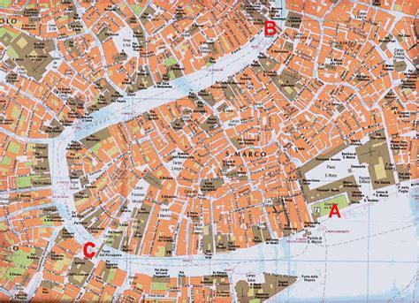 venice map maps of venice