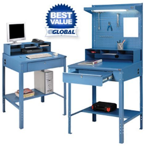 The Desk Shop Shop Receiving Desks At Globalindustrial
