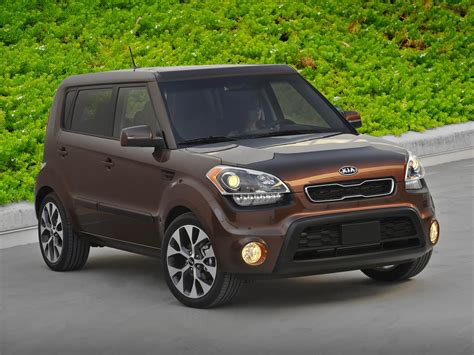 Kia Soul Sedan 2013 Kia Soul Price Photos Reviews Features
