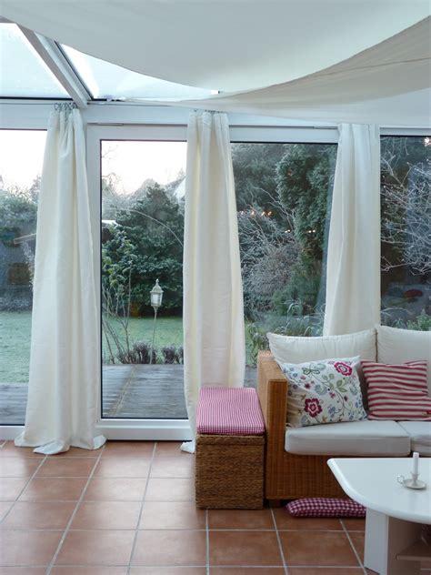 Wintergarten Gardinen Ideen by Kuscheliger Wintergarten Zuckers 252 223 E 196 Pfel