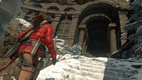 rise of the tomb rise of the tomb raider first 4k pc screenshots look fantastic