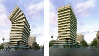 Google Tel Aviv Office it s hard to believe these impossible buildings aren t