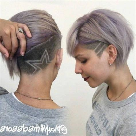 20 shaved hairstyles for women side shave short 20 inspirations of short hairstyles with shaved sides for