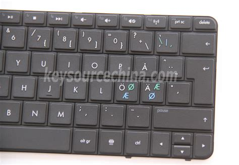 Keyboard Hp Mini 210 1000 210 1080nr 210 1081nr Mini 2102 Hitam Us black hp mini 210 1000 210 1100 series nordic scandinavian