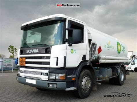 scania 4 series 94 d260 1998 tank truck photos and info