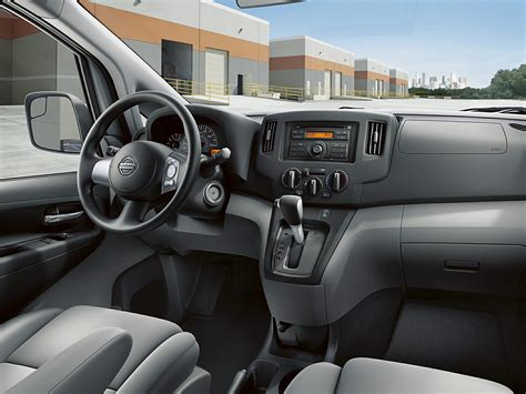 nissan minivan inside 2015 nissan nv200 price photos reviews features