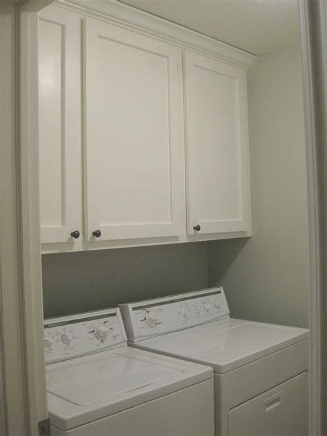 Laundry Room Wall Cabinets Tda Decorating And Design Laundry Room Custom Cabinet Reveal