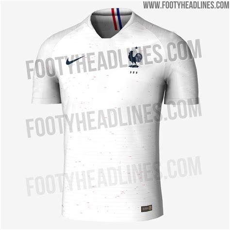 Jersey Rusia Away Official jersey de francia para mundial 2018 es filtrado estadio deportes