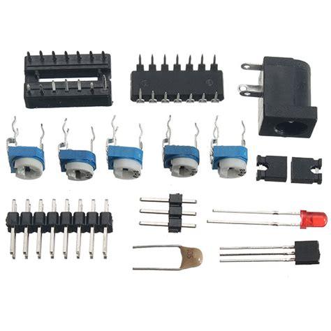 Sparepart Elektronik C 3518 5pcs 5pcs icl8038 function signal generator kit multi channel