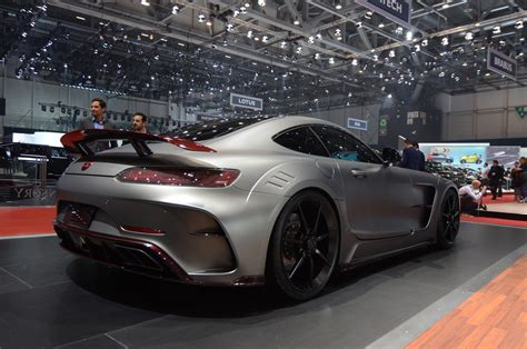 mansory mercedes mansory debuts tuning program for mercedes amg gt