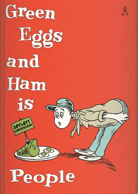 green eggs and ham pictures from the book green eggs and ham quotes quotesgram