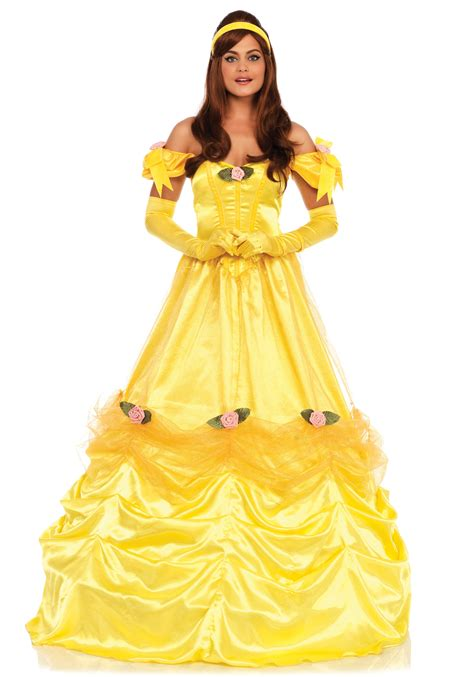 belle of the ball dresses deluxe belle of the ball costume