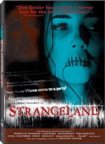 Strangeland Pictures