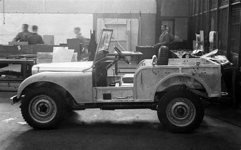 my land rover series i restoration part 1 kong