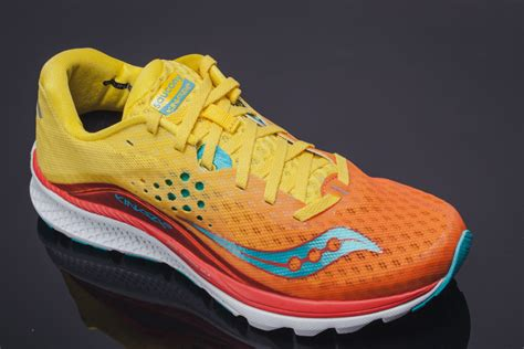 why the new saucony kinvara is the fastest and most