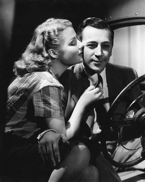 actor george of they drive by night 1000 images about classic movies from 1940s on pinterest