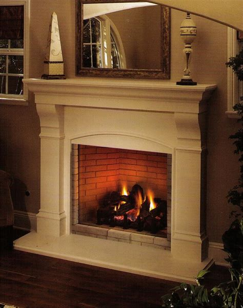 Gas Fireplace by Object Moved