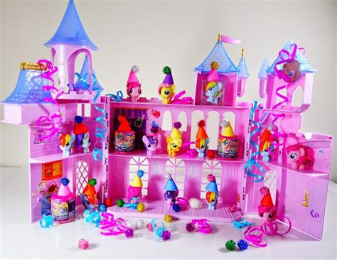 my little pony doll house evie s toy house toy reviews giveaway my little pony