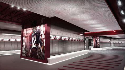 a m locker room photo a m approves 16 million football facility upgrade new locker room