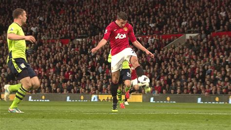 Persie Goal manchester united v fenerbahce preview robin persie