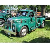 Image Gallery Mack Pick Up Conversions
