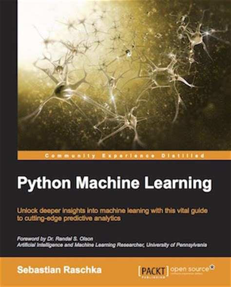 python machine learning a guide for beginners books writing python machine learning