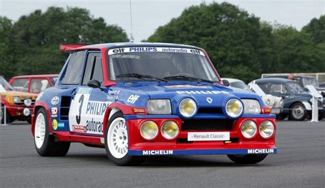 renault 5 maxi turbo renault 5 maxi turbo cia em goodwood