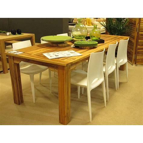 rustic teak dining table rustic farmhouse teak wooden dining table 1 8m buy sale