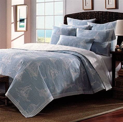 nicole miller coverlet nicole miller nautical sailboat design bedspread 3pc full