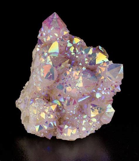 aura crystals aura spirit quartz rocks minerals pinterest