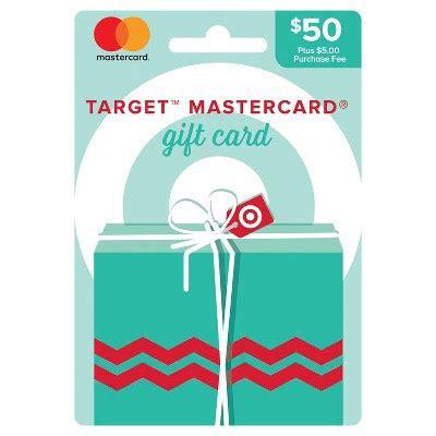 Mastercard Target Gift Card - mastercard 174 50 5 fee gift card target