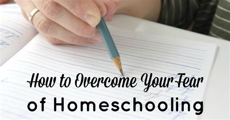the joyful journey of a homeschool a peek into what i for sure books how to overcome your fear of homeschool failure in