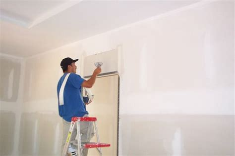 Drywall Installer by Drywall Repair Do It Yourself Drywall Repair Tips
