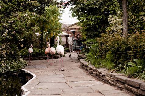 Kensington Roof Gardens by Wedding Photography At Kensington Roof Gardens