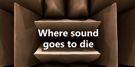 Worlds Quietest Room by Microsoft Quietest Room In The World Business Insider