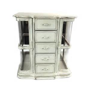 jewelry box white jewelry armoire large jewelry by