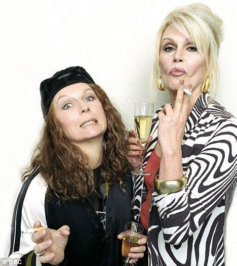 Absolutely Fabulous Fabsugar Want Need 41 by Ab Fab Back Lumley And Saunders Are Ready To Revive Their