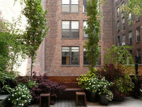 tribeca terrace garden new york ny patio