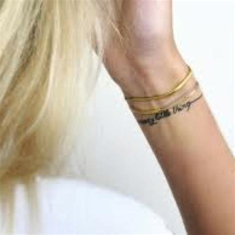 wrist name bracelet tattoo names bracelet ideas