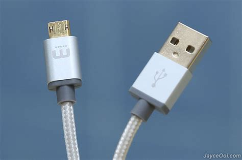winnergear micflip fully reversible micro usb cable review jayceooi