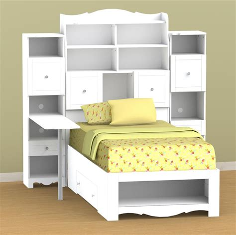 twin bed headboard with storage useful twin storage bed with headboard ideas interior