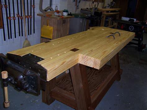 roubo bench plans roubo workbench by mvflaim lumberjocks com