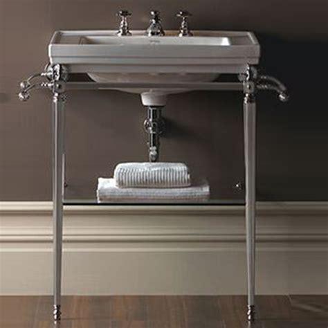 grand lavabo 224 poser imperial astoria deco basin stands