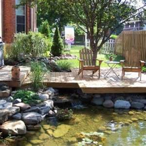 cool patio ideas 35 cool outdoor deck designs digsdigs