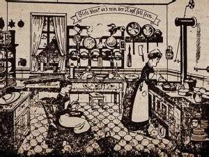 femme au foyer 1900 la lib 233 ration de la femme par la machine domestique se