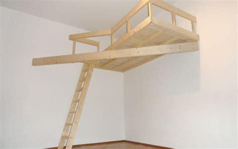 bett hoch bauen menke bett wir bauen hochbetten hochetagen in