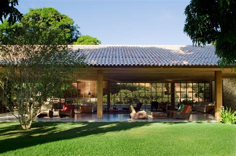 traditional architecture   ecological house  brazil idesignarch interior design