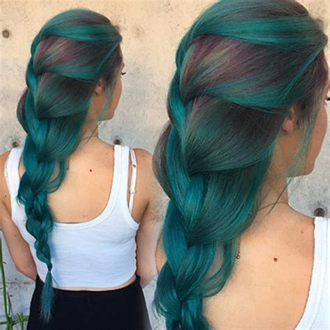 hairstyle dye hair pictures top 15 colorful hairstyles when hairstyle meets color