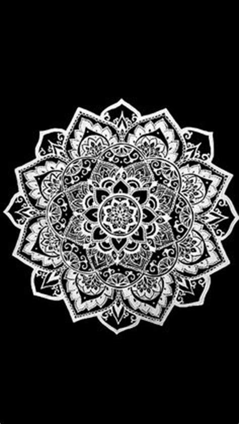black and white henna wallpaper background fondos pattern sfondi tumblr wallpaper
